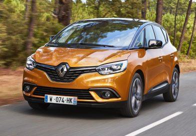 Nuova Renault Scenic – Prova su strada