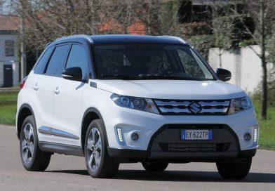 Nuova Suzuki Vitara – Prova su strada