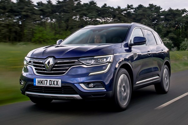 Nuova Renault Koleos – Prova su strada