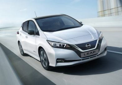 Nuova Nissan Leaf: ricarica rapida e sicurezza ai massimi livelli.