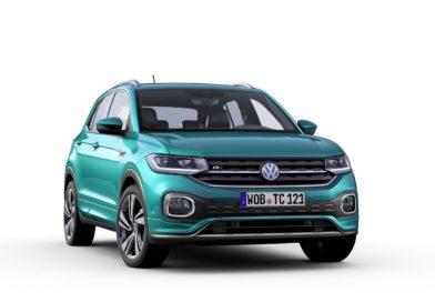 T-Cross, il nuovo B-Suv di Volkswagen