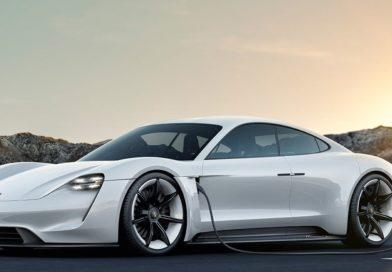 Porsche Taycan: in arrivo la prima Porsche elettrica