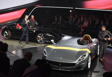 """Ferrari lancia Monza SP1 ed SP2, la """"barchetta"""" del nuovo millennio."""