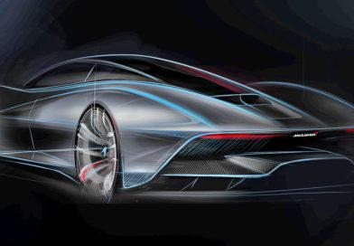 McLaren, ecco la nuova Speedtail