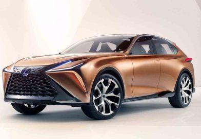 Lexus LF-1 Limitless, il suv del futuro