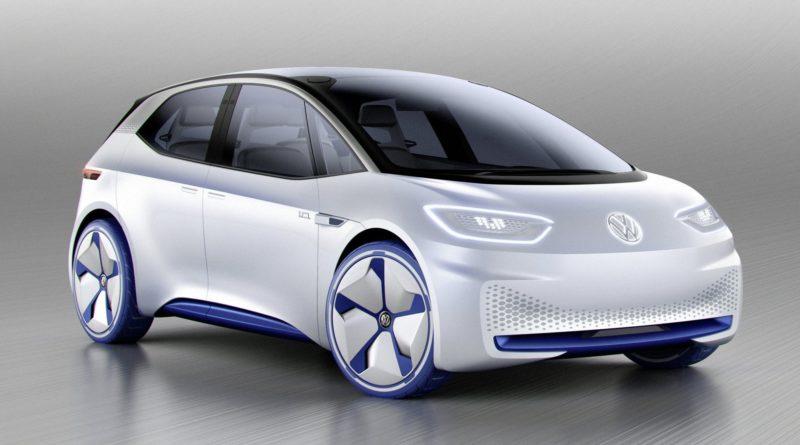 Volkswagen: 1 milione di auto elettriche entro il 2023