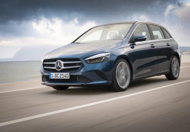 Nuova Mercedes Classe B: data di uscita il 5 dicembre 2018
