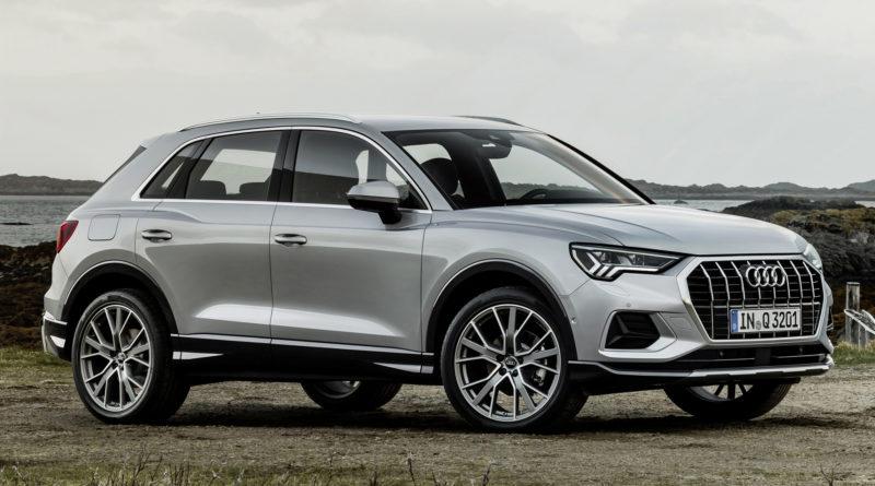 Audi Q3 2018, il SUV compatto a quattro cerchi cambia rotta
