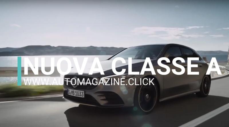Nuova Mercedes Classe A – Videoclip