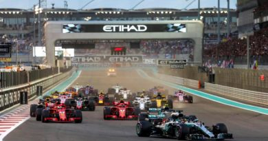 Formula 1: ufficiale il nuovo calendario, si corre fino a dicembre