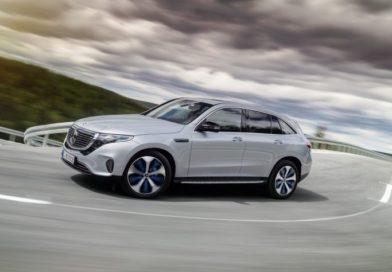 Mercedes EQC, il futuro è oggi