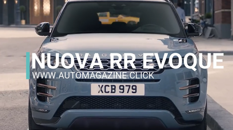 Land Rover RR Evoque – Videoclip