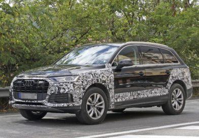 Audi Q7: in arrivo il nuovo restyling