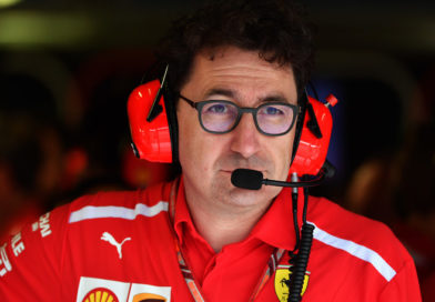 Ferrari, parla Binotto, il nuovo Team Principal!