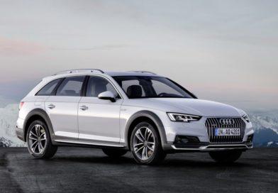 Come sarà la nuova Audi A4 Allroad?