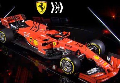 Ferrari F1, presentata la nuova SF90