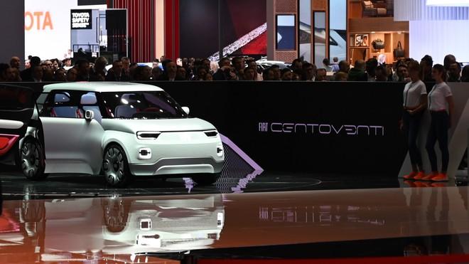 Ecco la Fiat Panda del futuro: si chiamerà Centoventi e sarà elettrica!