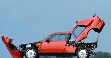 Lancia Delta S4 Stradale, l'auto dei record